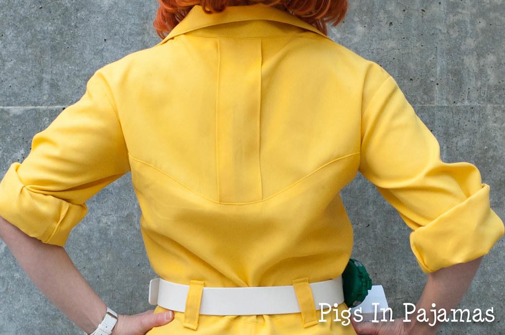 April Oneil Cosplay Detail Pigsinpajamas Flickr