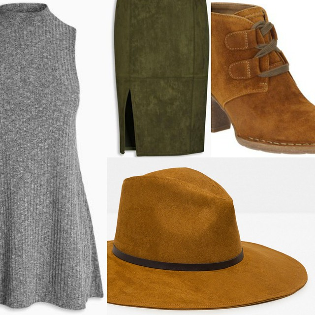 AW Outfit Mix up suede time