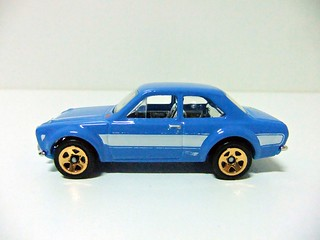 "´70 FORD ESCORT RS1600 ""Fast & Furious""  - HOT WHEELS 