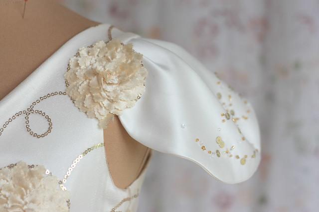 Robe de mariée Perceneige