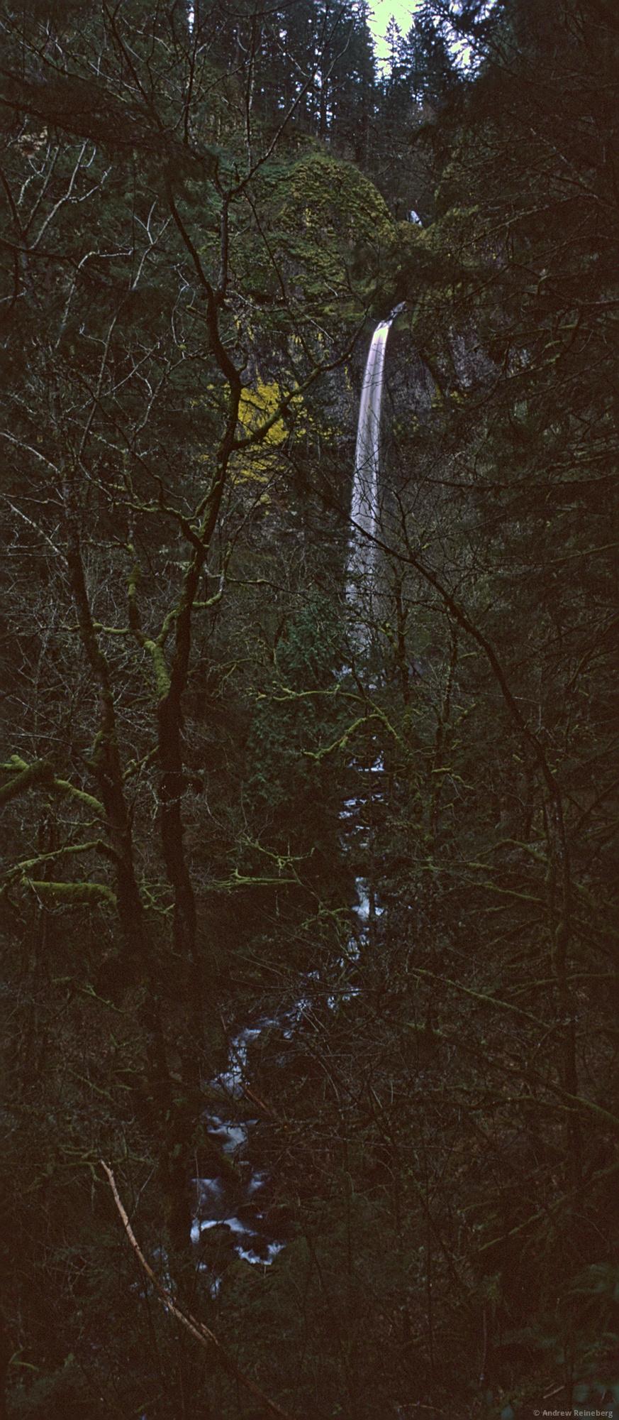 Elowah Falls - Oregon - Spring - 2016