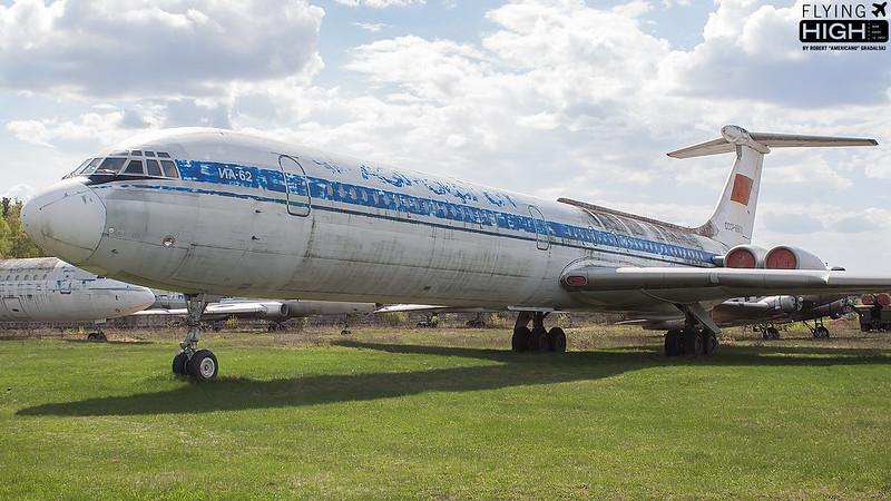 Aeroflot IL62M