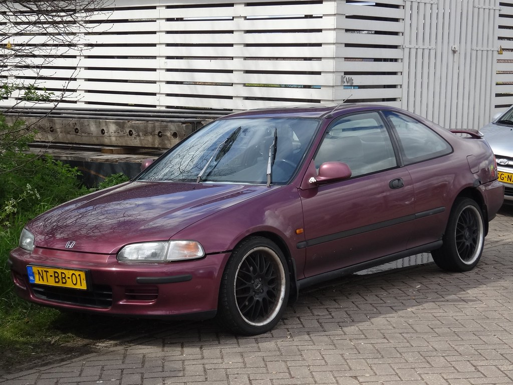 ... 1997 Honda Civic Coupé | By Harry_nl