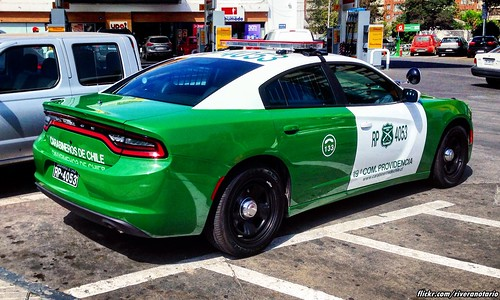 Dodge Charger - Carabineros de Chile