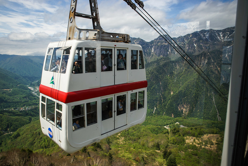 Two decker gondola
