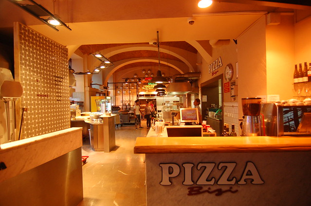 維也納 Pizza Bizi