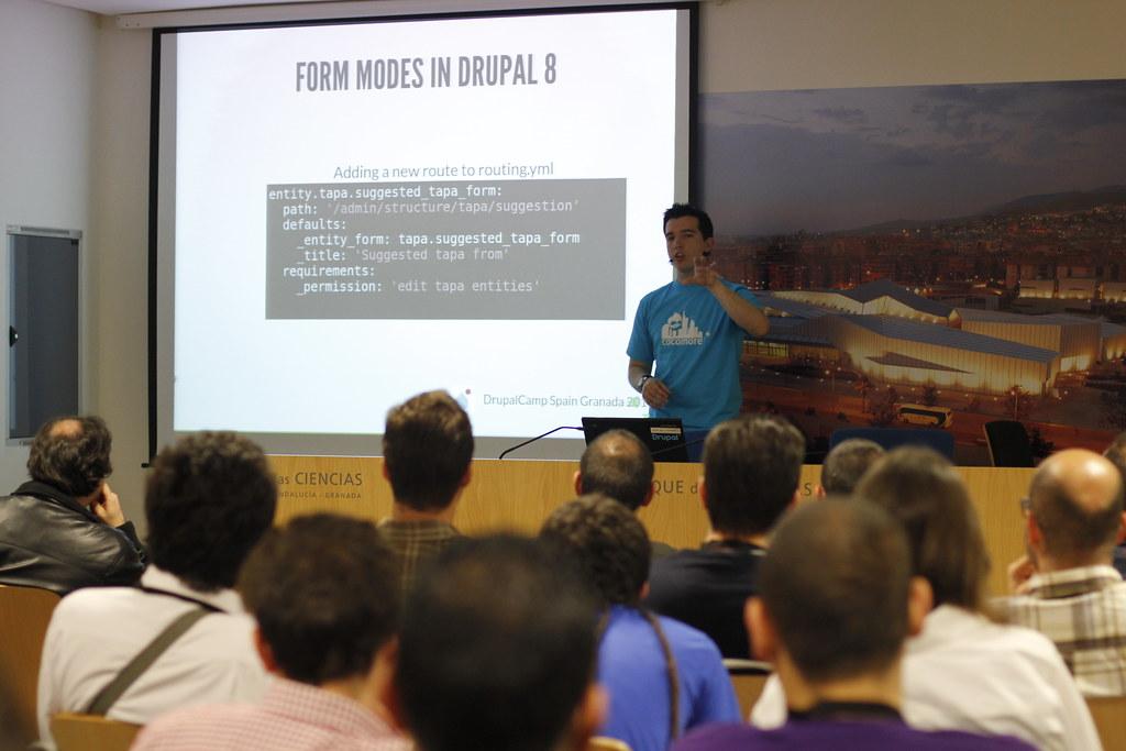 DrupalCamp Granada 2016