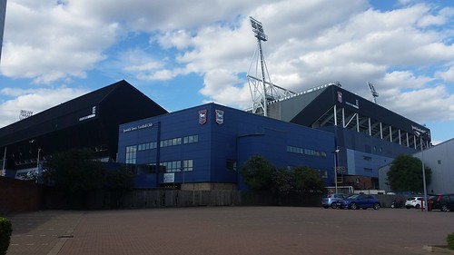 Ipswich Town v Barnsley, Portman Road, SkyBet Championship, Saturday 6th August 2016 | by CDay86