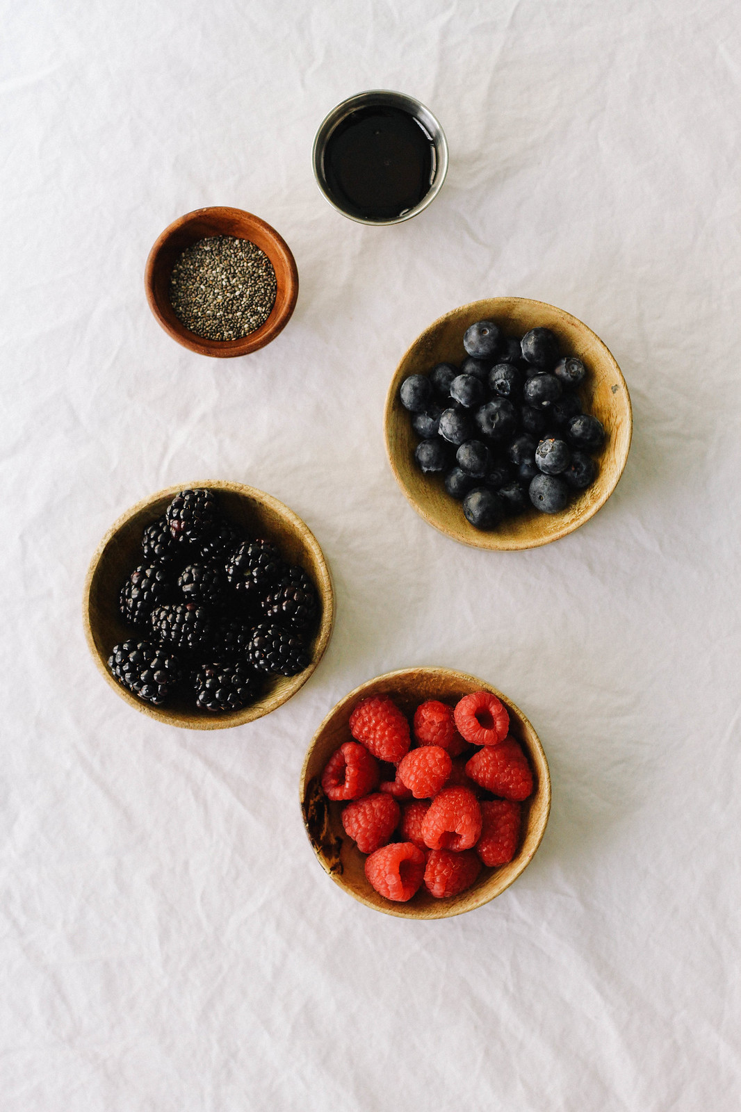 TRIPLE BERRY CHIA JAM