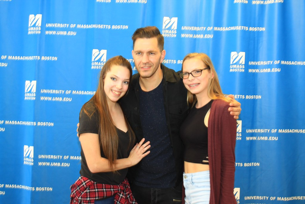 Andy grammer meet greet 2016 on may 5th more than 45 co flickr andy grammer meet greet 2016 by umass boston photos m4hsunfo