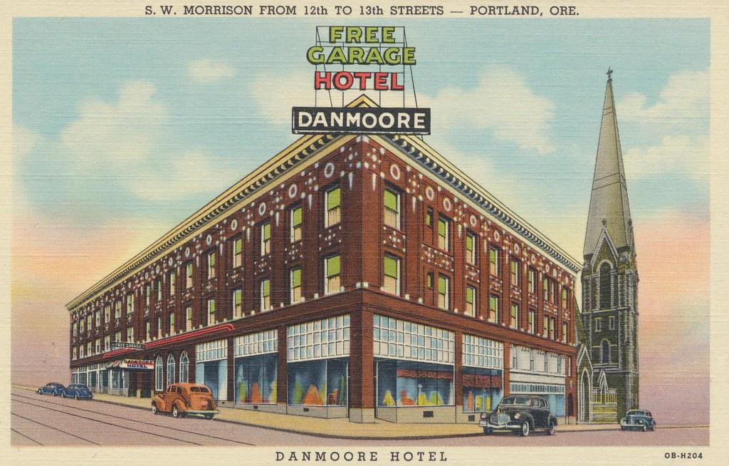 Danmoore Hotel - Portland, Oregon