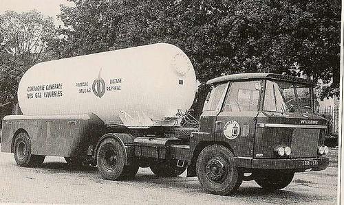 Willeme LD610 cisterna Gas