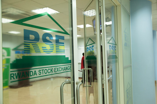Rwanda Stock Exchange | by World Bank Photo Collection