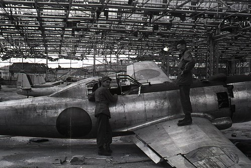 Nakajima Aircraft, Ota, Japan 1945 19 of 37 | Thanks to ...