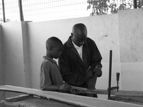 Mozambico Centri per bambini di strada 2005-2010