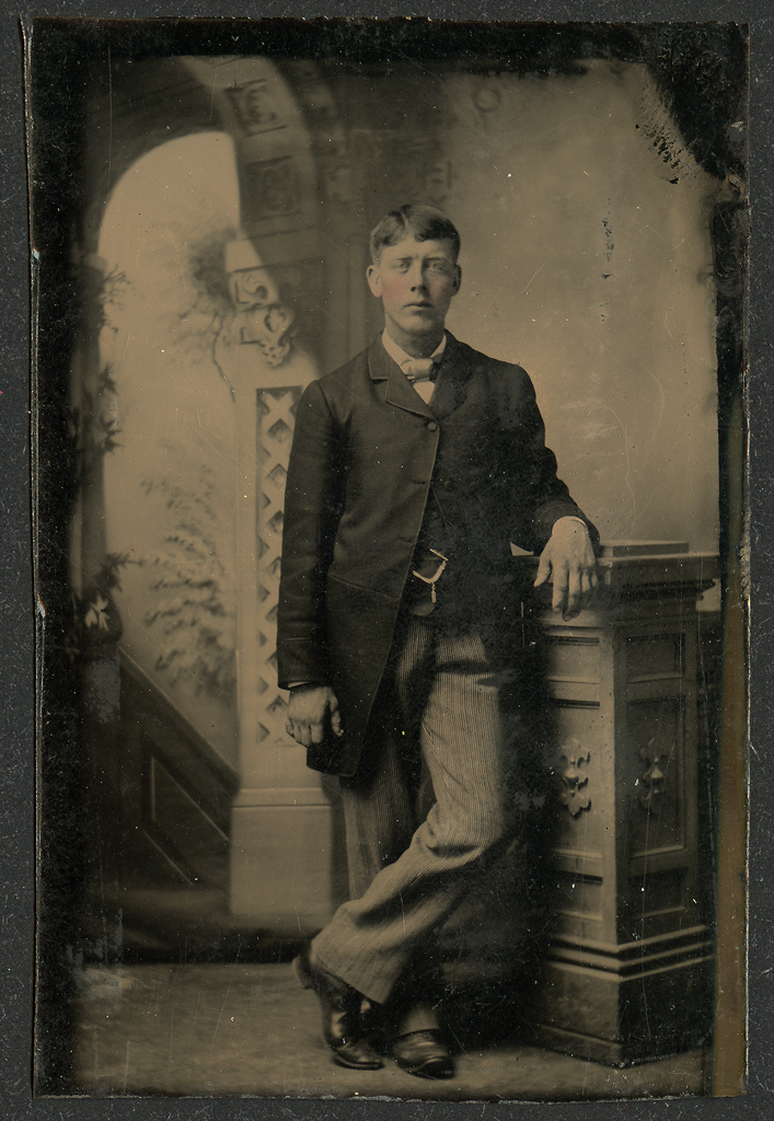 Dating tintypes