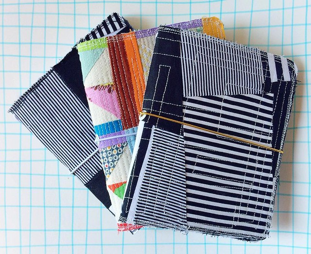 Last call to enter the giveaway on Sunday's post! I've created 3 more quilted #fauxdori that I will list today.