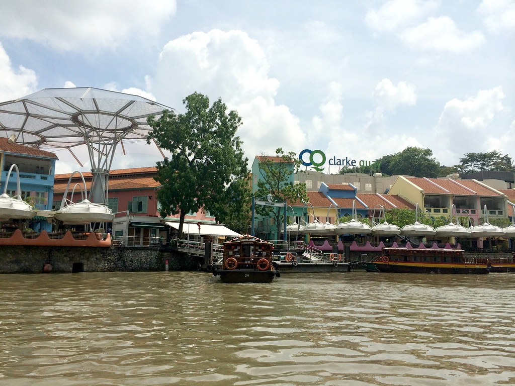 Clarke Quay - Copyright Singapore