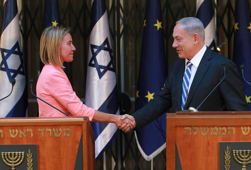 Federica Mogherini visits Israel | by European External Action Service - EEAS