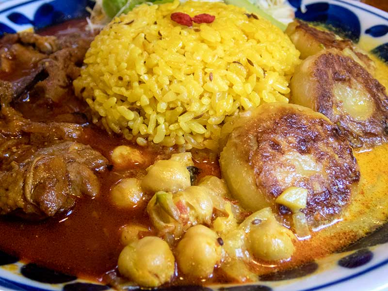 pani curry