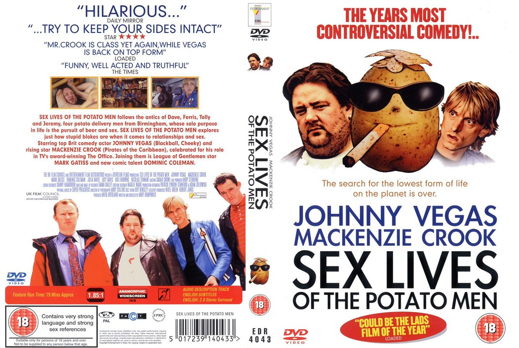 Resultado de imagen para SEX LIVES OF THE POTATO MEN