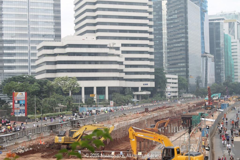 Proyek Mrt Jakarta Setiabudi Proyek Mrt Jakarta Area S Flickr