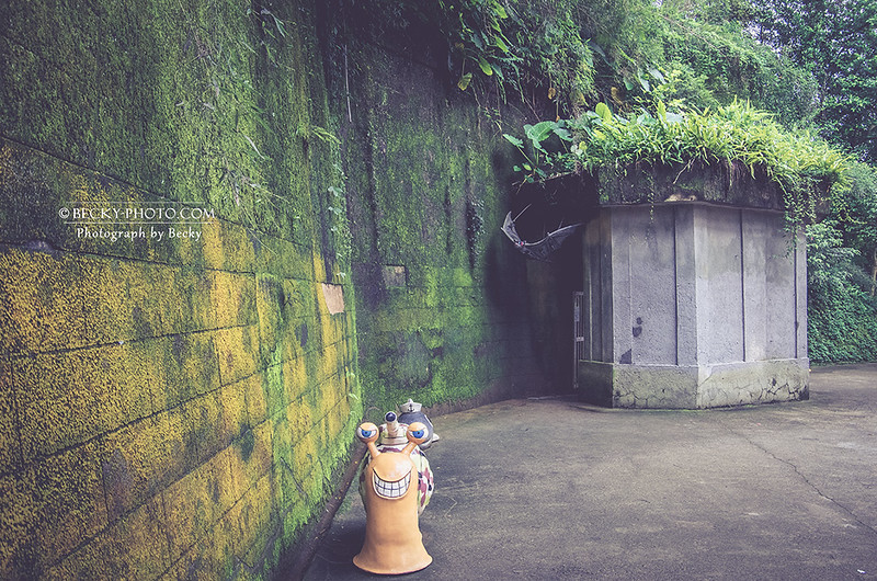 2016.Jul Jiaobanshan Park@Taoyuan 桃園角板山