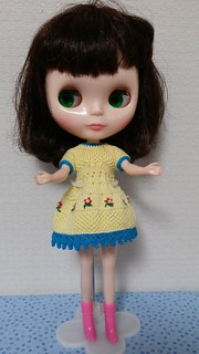 Pre-order - Dress for Blythe | by worlddoll86