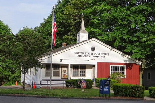 Middlefield, CT post office | by PMCC Post Office Photos