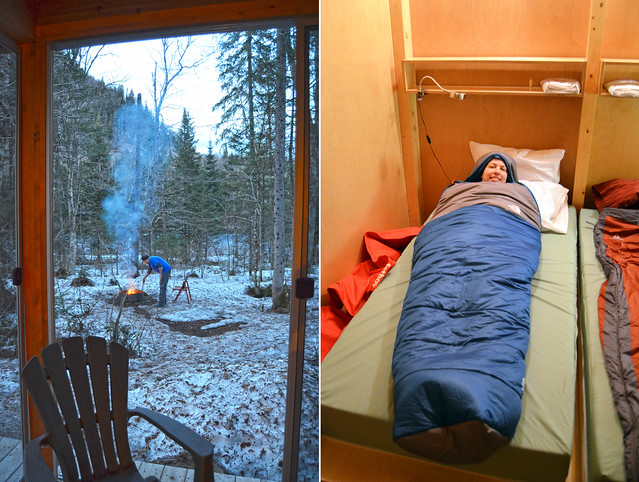 collage - RL cabin