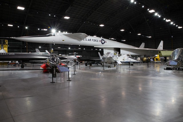 North American Aviation XB-70 AV-1, 62-0001