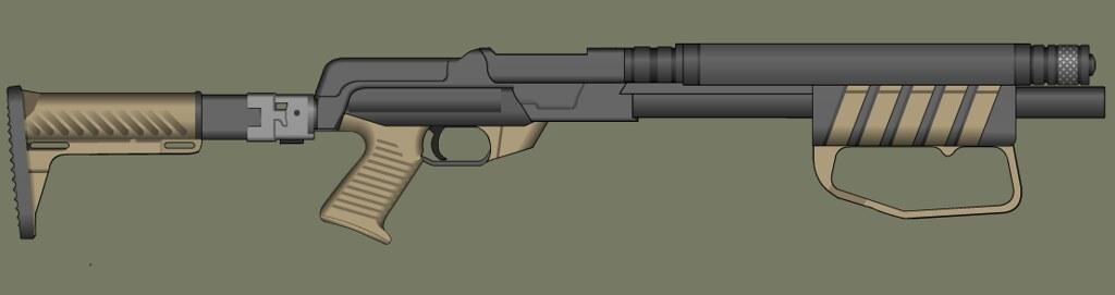Alpine Stahlwerke GmbH  Model 6 12 Gauge Shotgun | A simple