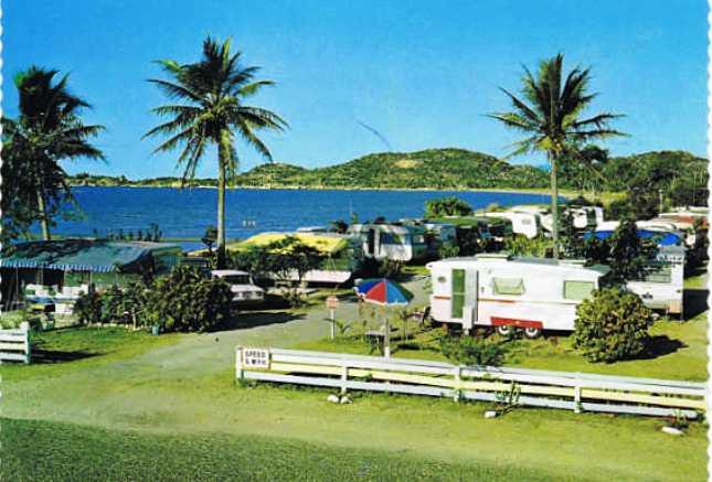 Caravan Park Australia