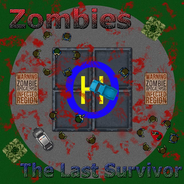 Zombies: The Last Survivor