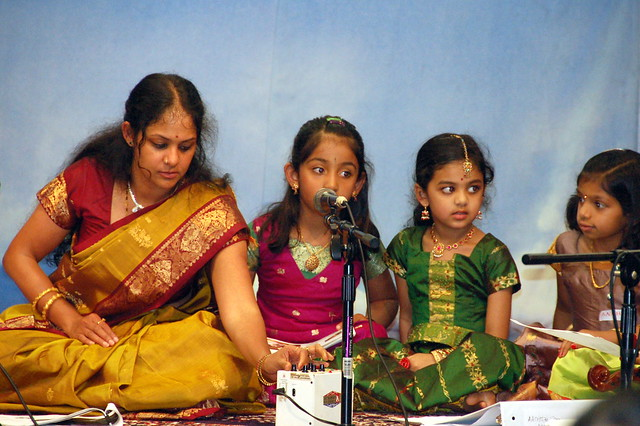 2010 Annual Day (Guru-Sishya Recital)