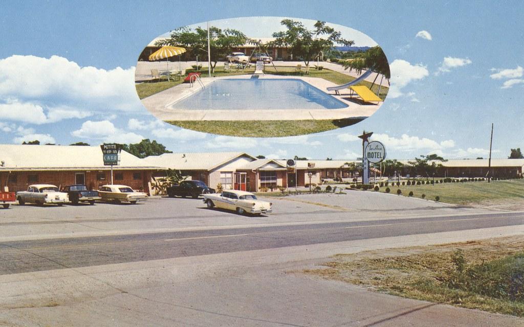 Tex-Ann Motel - Palestine, Texas