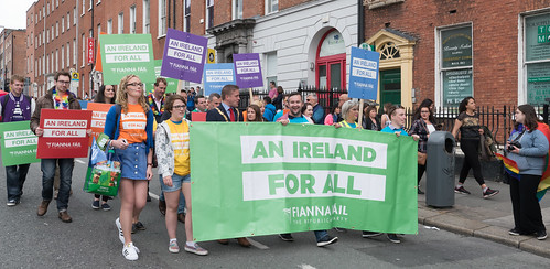 PRIDE PARADE AND FESTIVAL DUBLIN 2016  [AN IRELAND FOR ALL]-118203 | by infomatique