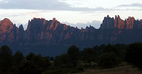 Montserrat skyline