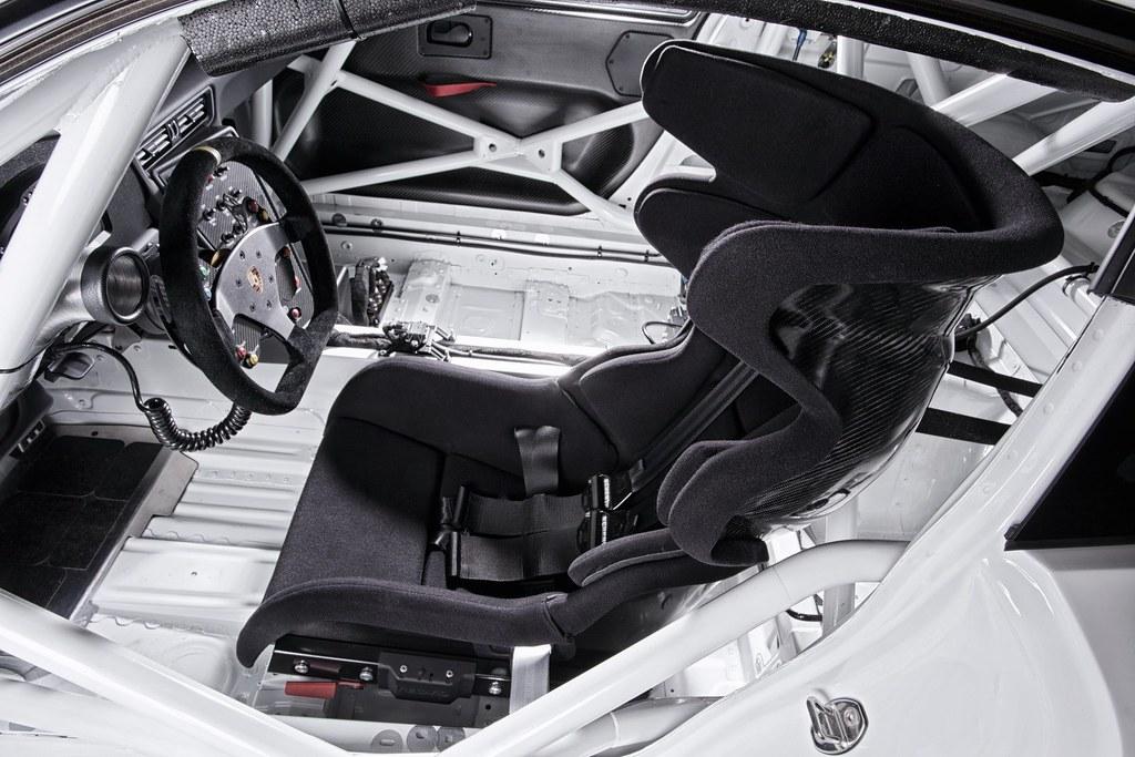 Porsche 911 GT3 Cup. 2012 год
