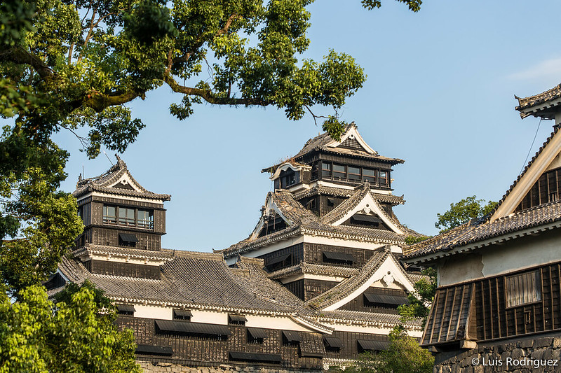 Castillo Kumamoto Terremoto-48