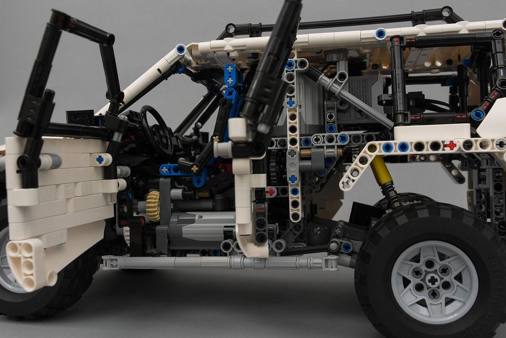 Moc Rc Off Roader With Sbrick Lego Technic Mindstorms