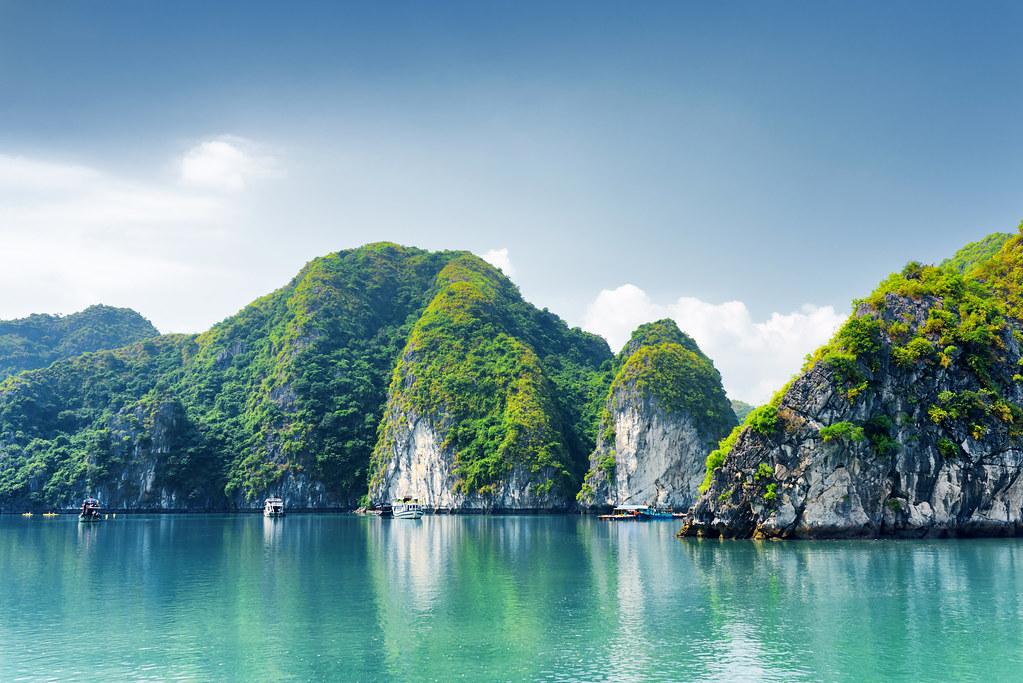 Résultats de recherche d'images pour «vietnam landscape»