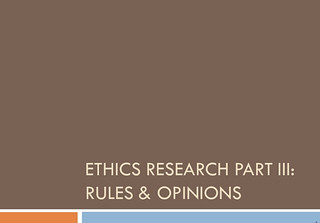 Legal Ethics Video Cover Image
