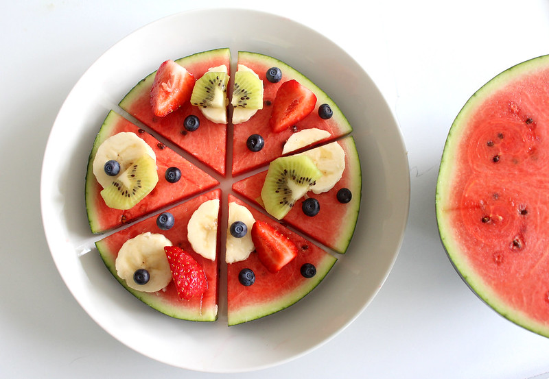 Watermelonpizza