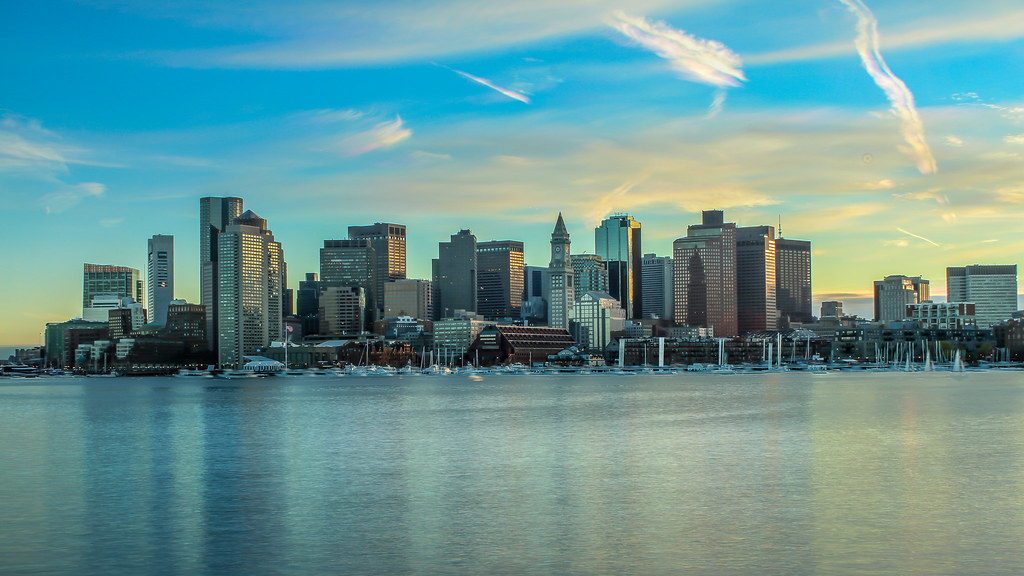 Image result for Boston MA Skyline