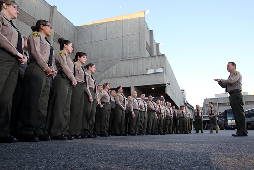 9326: Addressing the troops | by NationalSheriff
