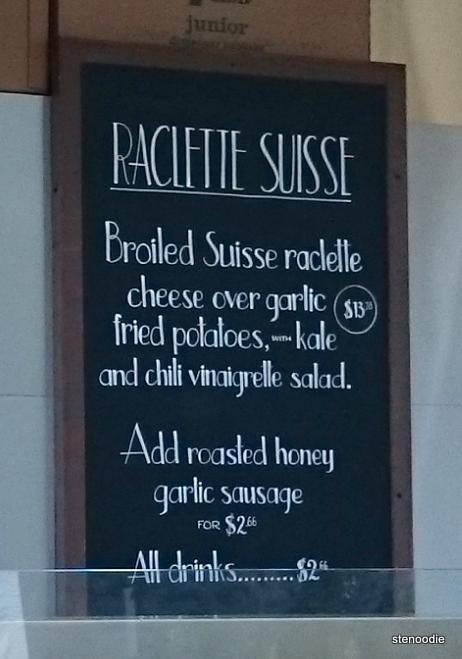 Raclette Suisse price