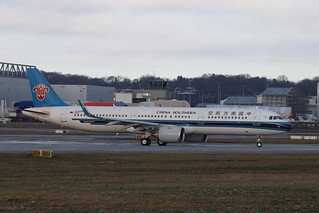 A321neo China Southern Airlines B-303H | by XFW-Spotter
