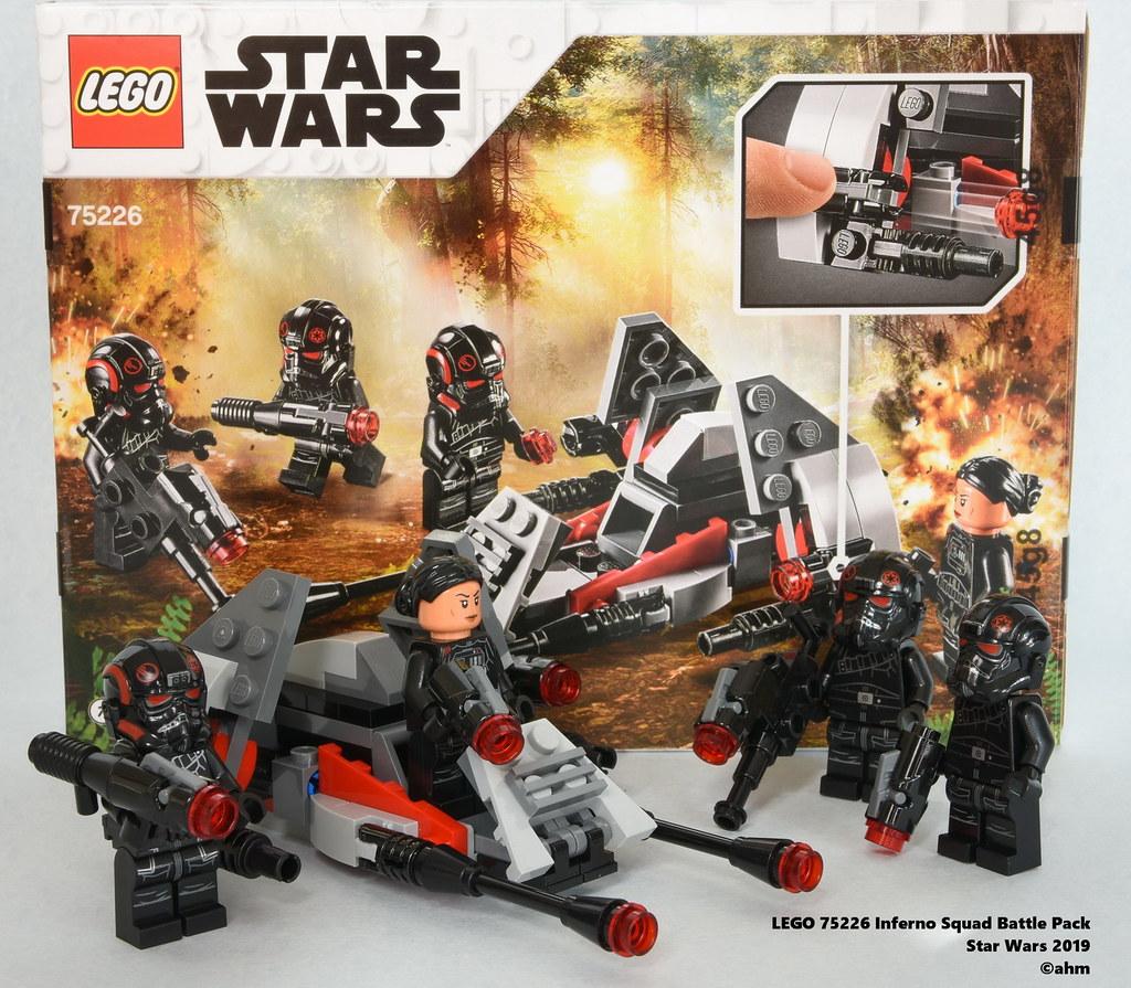 LEGO Star Wars Inferno Squad Battle Pack 75226 NEU und OVP