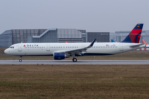 D-AYAN // Delta Air Lines // A321-211SL // MSN 8713 // N367DN | by Martin Fester - Aviation Photography